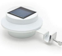 NexScene Solar LED Security Light