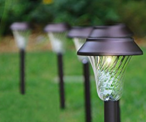 best solar pathway lights - Solar Pathway Lights