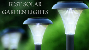 Best Solar Garden Lights Reviews 2017 Buyers Guide