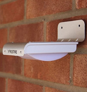 Frostfire Solar Motion Sensor Security Light