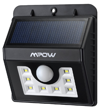 Security Light Motion Sensor